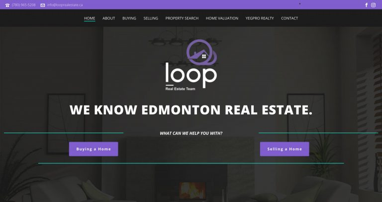 Loop Real Estate - Real Estate Marketing - Loop Marketing