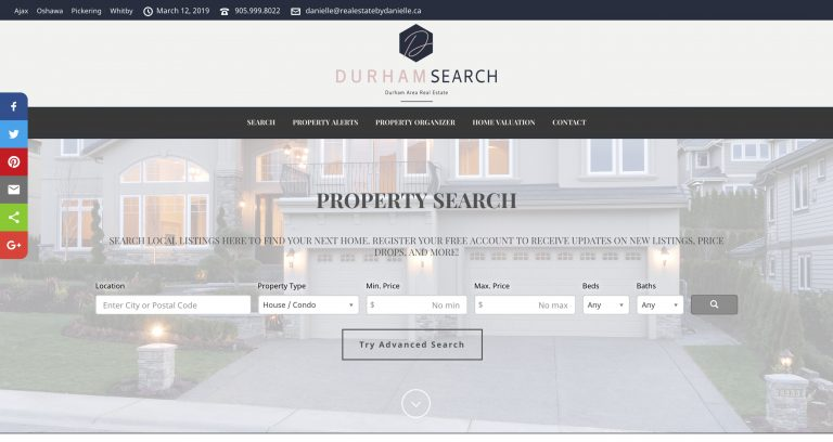 Durham Search - Client Archives - Loop Strategic Marketing