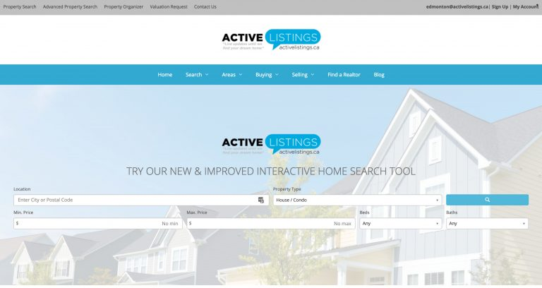 Active Listings - Real Estate Marketing - Loop Marketing