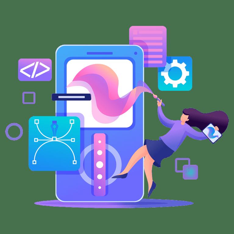 Branding Agency Edmonton - Loop Marketing Icons