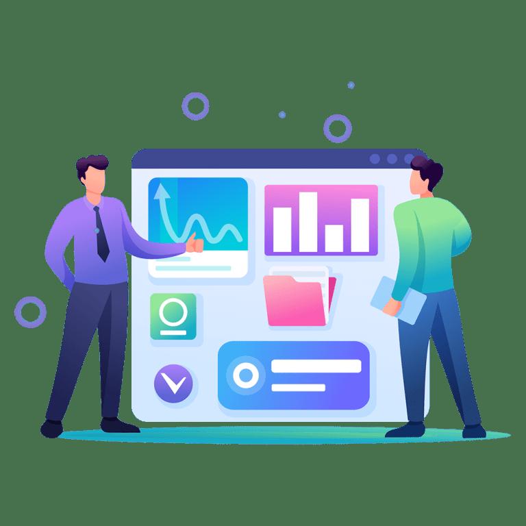 Pay-Per-Click Advertising - Loop Marketing Icons
